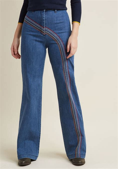 1960s 70s flares bell bottoms