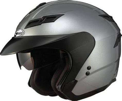 Helm Gm All Type g max gm67 solid helmet size lg primary color silver