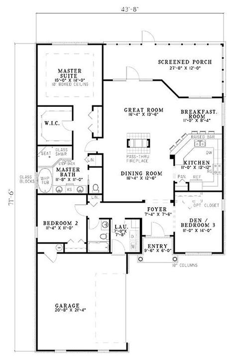 plans maison en photos 2018 traditional style house plan