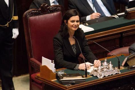 presidente dei deputati attuale il primo discorso di boldrini presidente della