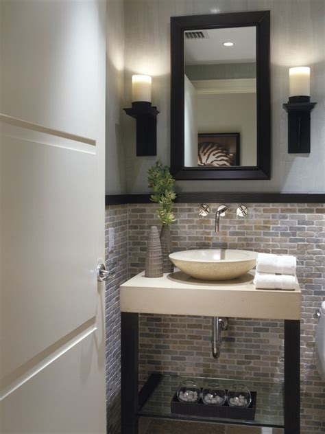 powder rooms how to design the powder room home information