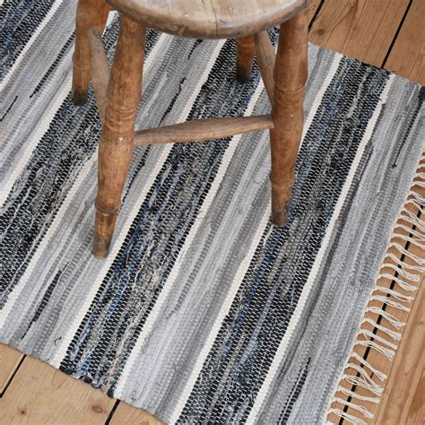 blue and white striped runner striped blue grey and white cotton floor runner and large