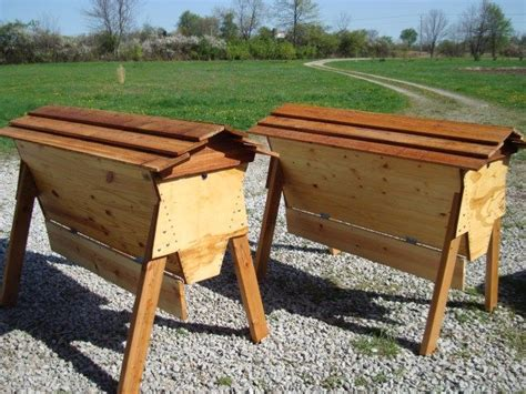 Bee Thinking Top Bar Hive by 39 Best Top Bar Hive Ktbh Obertr 228 Gerbeute