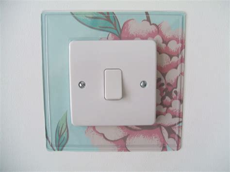 diy light switch covers stitch and bake diy light switch finger plates