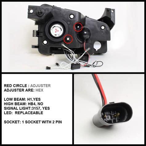 sonar headlight wiring diagram wiring diagram with