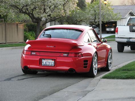 ruf porsche 993 ruf turbo r 993 1996