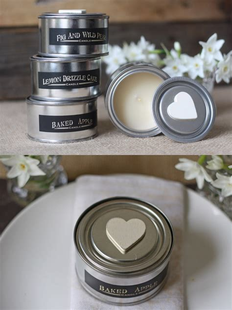 Wedding Favors Tins by Brand New Wedding Decorations At The Wedding Of My Dreams