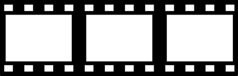 .35 mm format movie filmstripstandard film picture stock photo