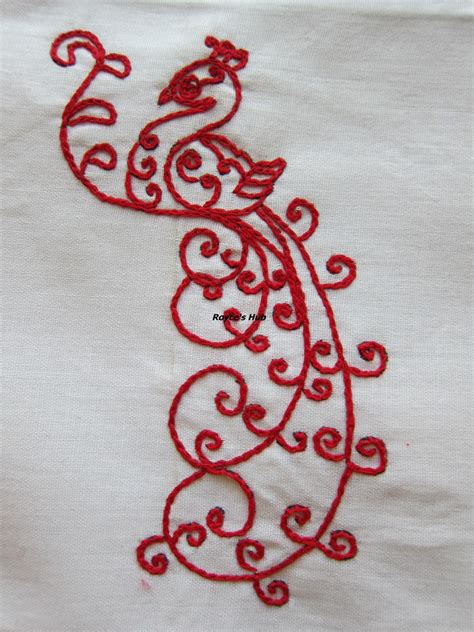 embroidery stitches royce s hub embroidery stitches chain stitch