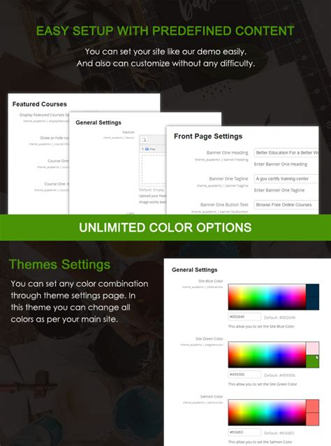moodle theme horizontal menu academic responsive moodle theme by cmsbrand themeforest