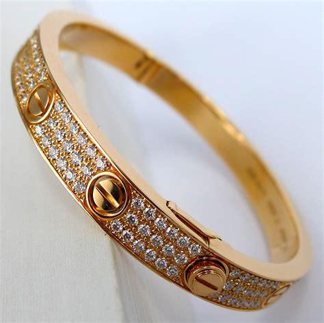 Cartier Love Bracelet Pink Gold Diamond Ref N6036916 (New Unworn)   GR Luxury Singapore Rolex