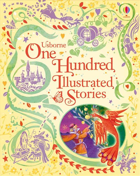 all my ones a collection of stories books one hundred illustrated stories at usborne books at home