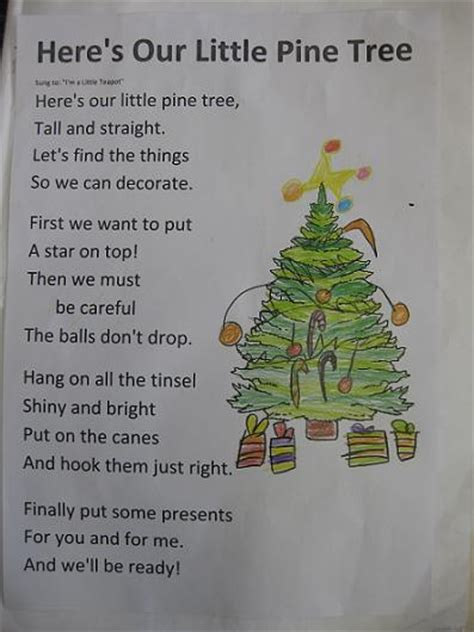 the little christmas tree poem arahoe learning hub trees