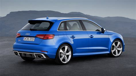new audi rs3 2018 2018 audi rs3 sportback faster lighter more powerful