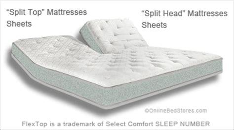 Sheets For Mattresses by Flex Top Mattress Sheets Split Sheets Obs