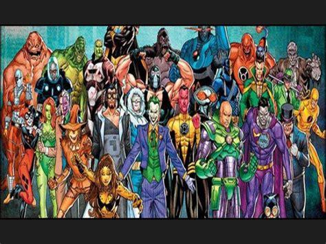 imagenes realistas de villanos ranking de mejores villanos de dc comics listas en