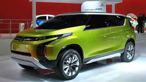 Upcoming Mitsubishi Cars Mitsubishi S Compact Mpv Launch By 2017 To Rival Ertiga