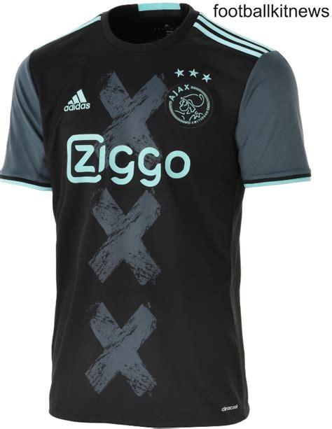 Jersey Ajax Amsterdam Away 2017 18 new ajax away kit 2016 17 afc ajax blue alternate jersey 2016 2017 football kit news new