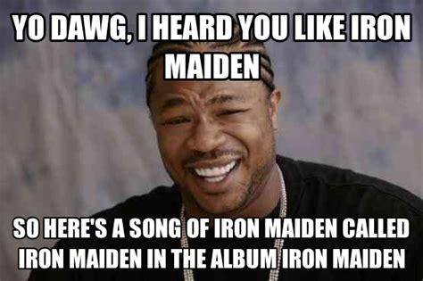 Iron Maiden Memes - the armchair anarchist december 2013