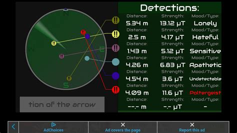 ghost radar classic color meaning real radar for ghosts apk free tools app for