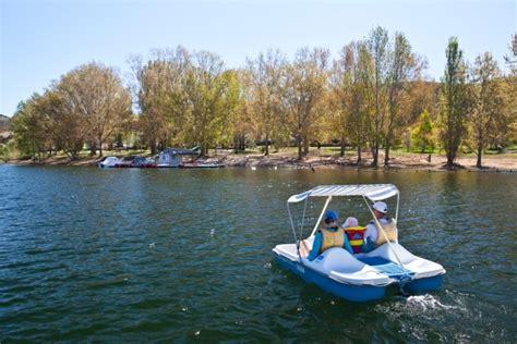 jindabyne boat hire jindabyne caravan park new south wales discovery parks