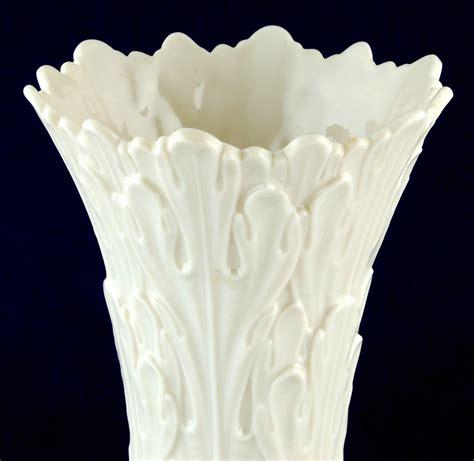 Lenox Woodland Vase by Lenox Woodland 8 5 Quot Vase Sculptured Leaves And 50 Similar