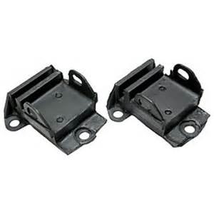 motor mount pads small block chevy sbc engine