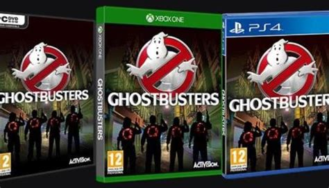 Ps4 Ghostbuster New ghostbusters for xbox one ps4 pc gets new screenshots