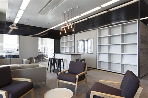 office group gridiron building parkeray