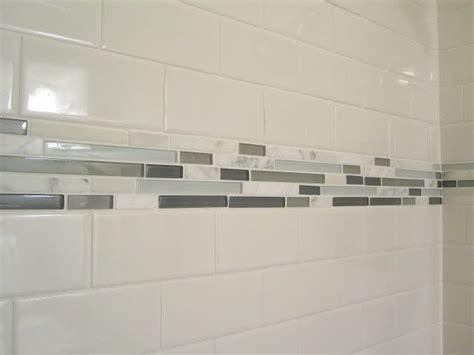 Tiles To Go Tile Color Combo White Subway Tiles W Carrara Marble