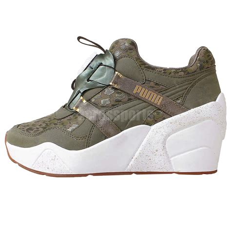 womens camo sneakers disc wedge nc wns camo leopard womens wedges sneakers
