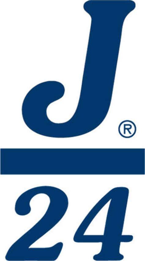 J/24 : Classes & Equipment | World Sailing J Logo