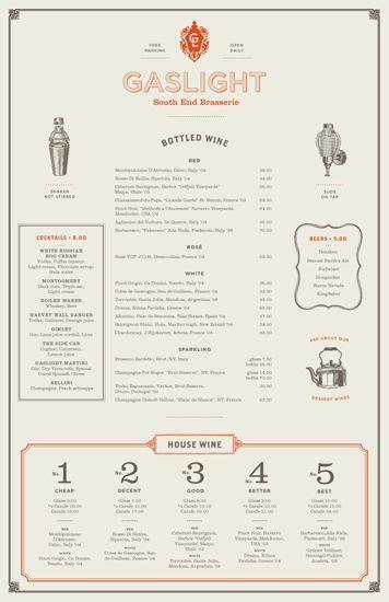 effective menu design and layout for restaurants 17 best images about design set restaurant on pinterest