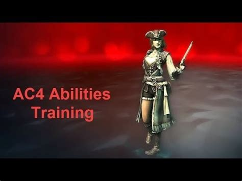 ac4 multiplayer abilities training videos assassin s creed 4 multiplayer youtube