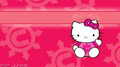hello kitty themes psp hello kitty chaos edition psp by yosbaby on deviantart