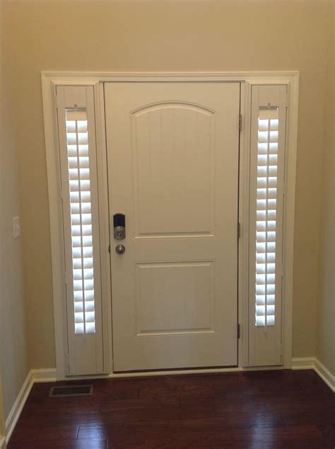 Window treatments for front door sidelights homeminimalis com