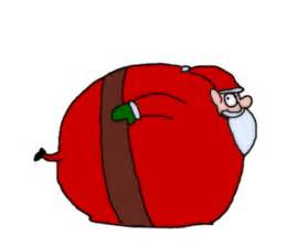 20 great santa claus animated christmas wishes gif images
