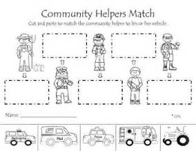 99 best images about community helpers preschool theme on