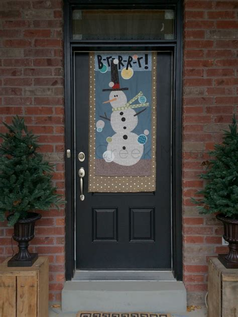 Front Door Giveaway - front door winter giveaway sweet creek moon