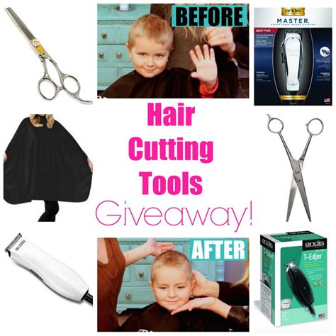 Free Hair Giveaway 2016 - giveaway win haircutting tools from yesterday s how to video freebies2deals