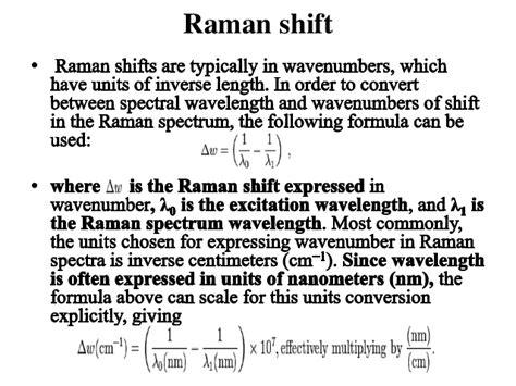 raman cross section raman spectroscpy presentation by zakia afzal