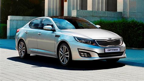Kia Optima 1 6 2014 Kia Optima Facelift Brings More Equipment Higher