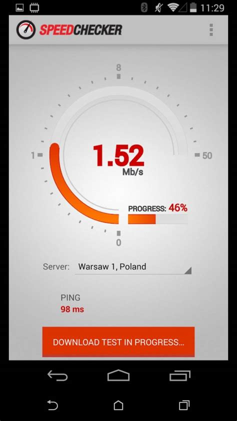 check speed mobile how to check speed on android and ios devices