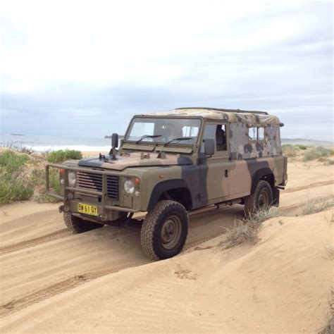 land rover for sale australia ex australian army land rover defender 110 for sale