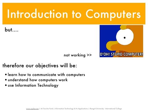Information technology & its applications   1