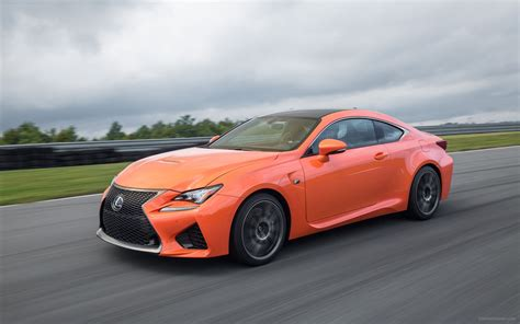 2016 lexus rc f lexus rc f 2016 widescreen car picture 13 of 100