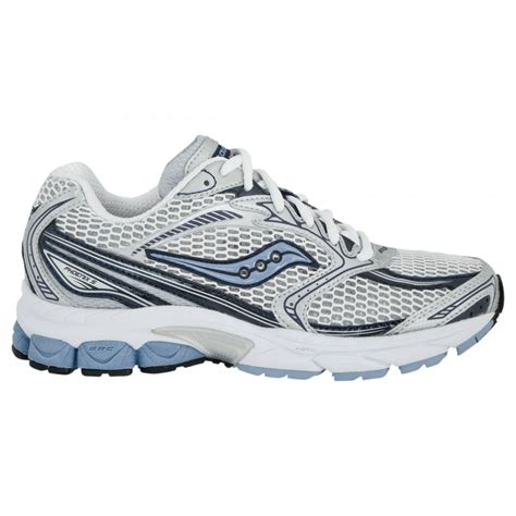 progrid 5 road running shoes white silver blue