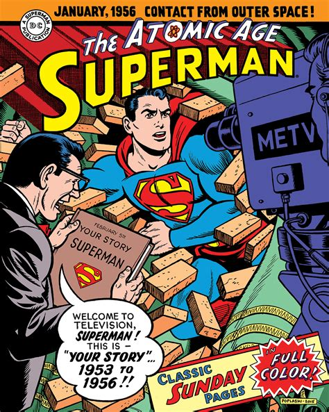 superman the atomic age sundays volume 3 1956 1959 superman the atomic age sundays vol 2 1953 1956