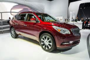 Buick Emclave 2017 Buick Enclave Gm Authority