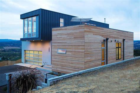 Building Plans For Small Cabins 6 case prefabbricate ecologiche e di lusso hellohome it